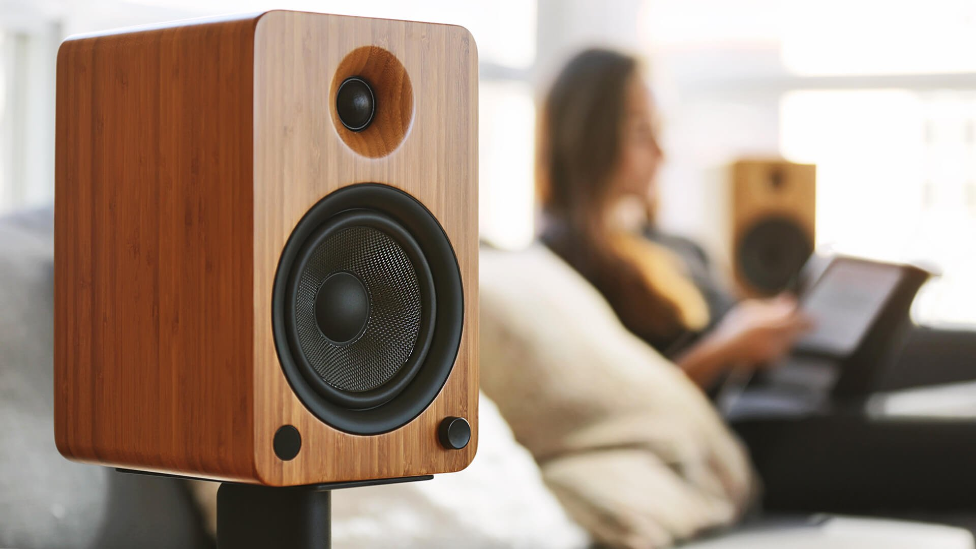 YU6 Powered Speakers | Kanto Audio